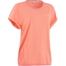 Kari Traa Tveito t-shirt Dames oranje